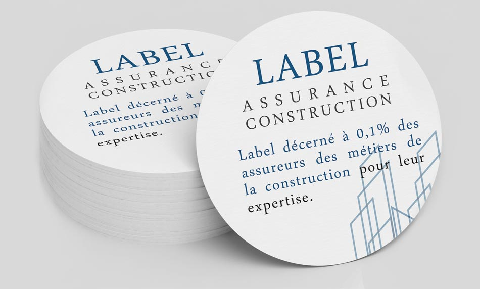 Label Assurance Construction
